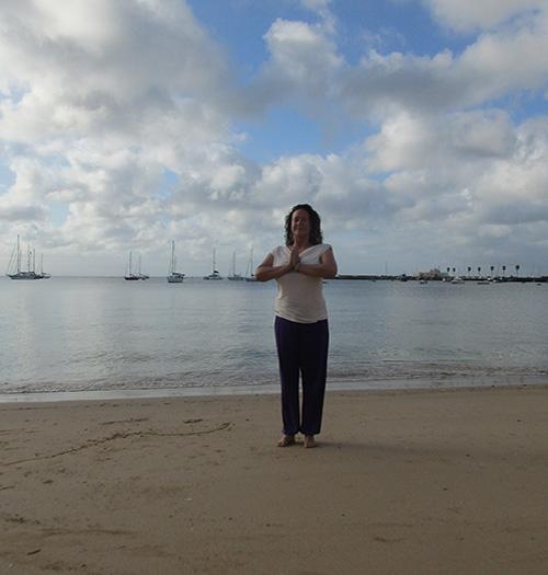 Claudia-Dorn-Yogalehrerin-Yogatherapie-Lindau