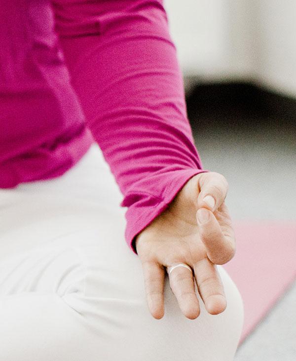 Claudia Dorn Wegbegleiterin und Yogatherapeutin - Deinen Weg finden, innere Wandlung erleben