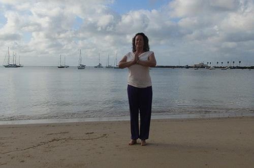 Claudia-Dorn-Yogalehrerin-Yogatherapie-Lindau-Workshop